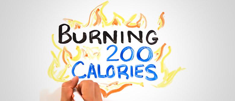 1001 maneiras de queimar 200 calorias