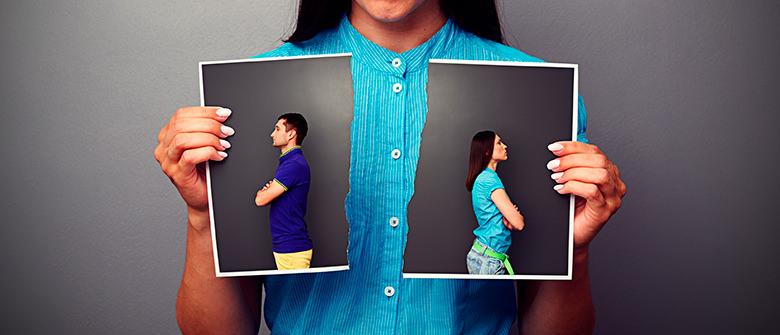 Homens divorciados sofrem mais