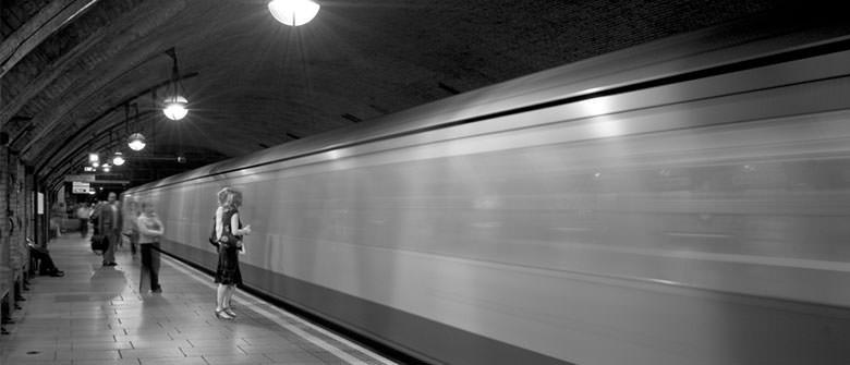Experimento no metrô de Nova York