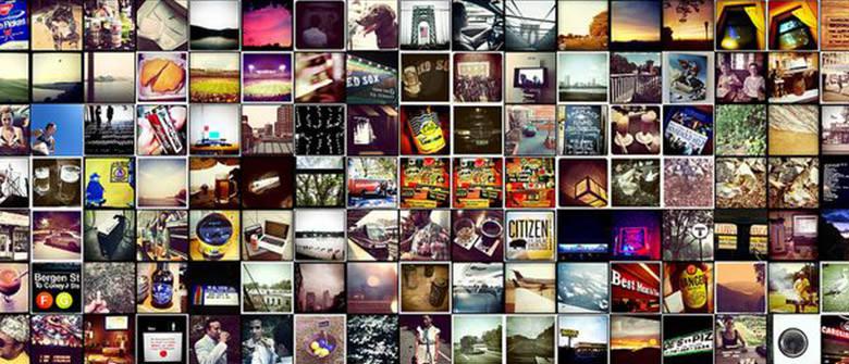A volta ao mundo via Instagram