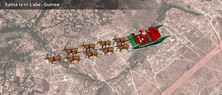 Siga o Papai Noel