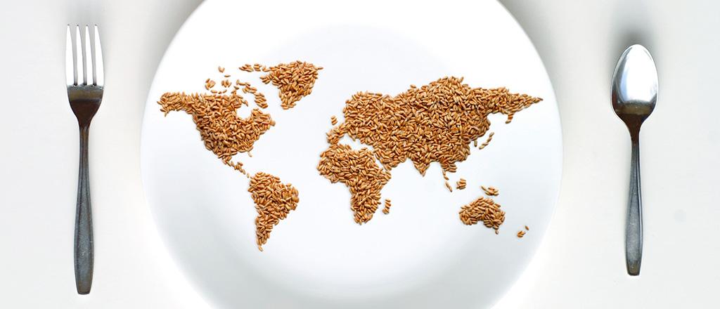 Cardápio global