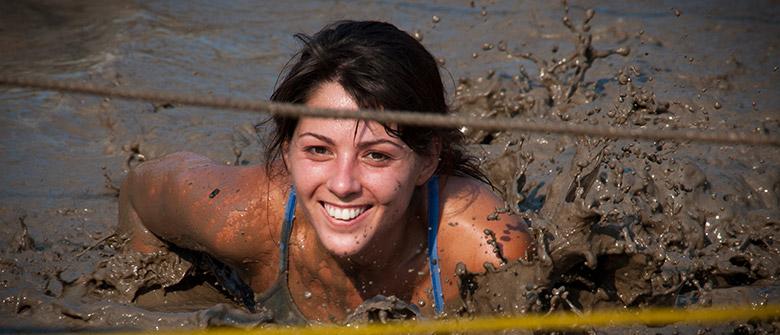 Corrida na lama