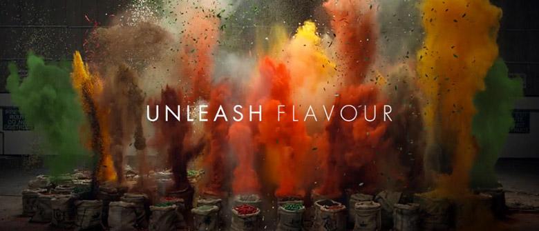Explosão de sabor