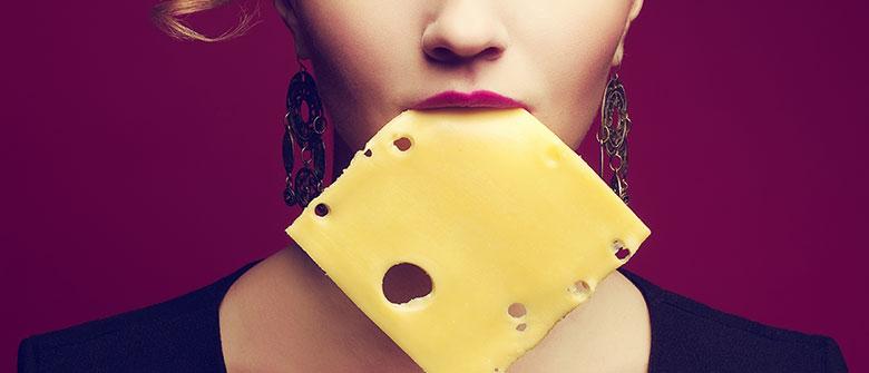 A história do queijo