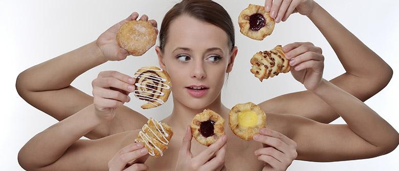 Viciados em comida?
