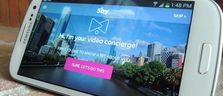 Com app, crie um canal de vídeos só para você