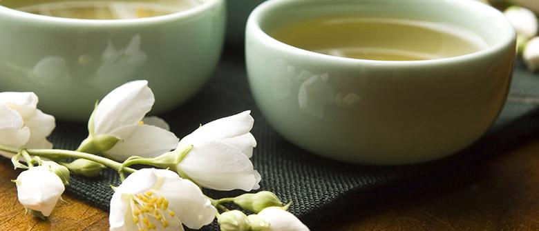 Faça as pazes com a balança: chá branco