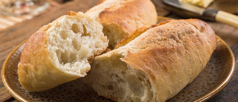 Emagreça o pão francês
