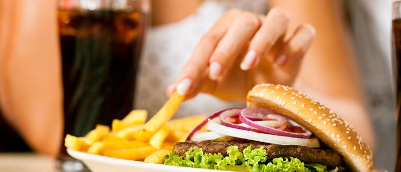 Fuja da fast food