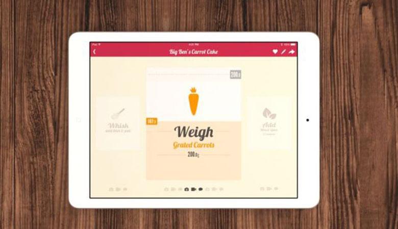 App ajuda a fazer receitas mais light