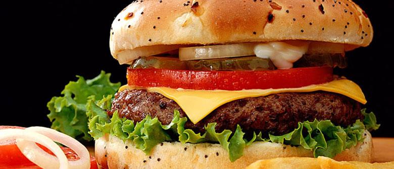 O hambúrguer de mil vacas