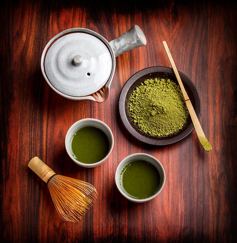 Minha descoberta do Oriente: o chá de matcha