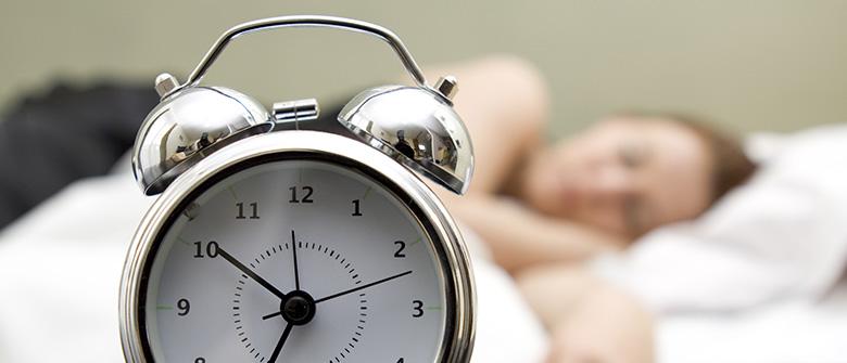 É hora de acordar
