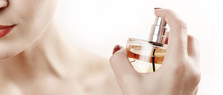 Universo dos perfumes