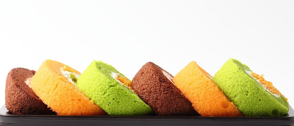 A dieta das cores