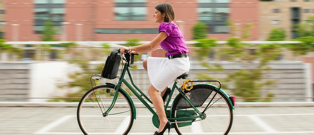 Dia mundial de começar a pedalar