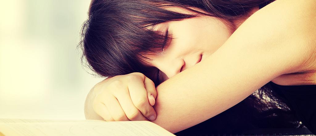 Bêbada de sono