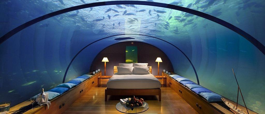 Luxo submerso