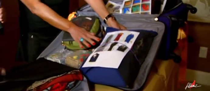 Saiba como arrumar suas malas de forma simples, rápida e organizada!