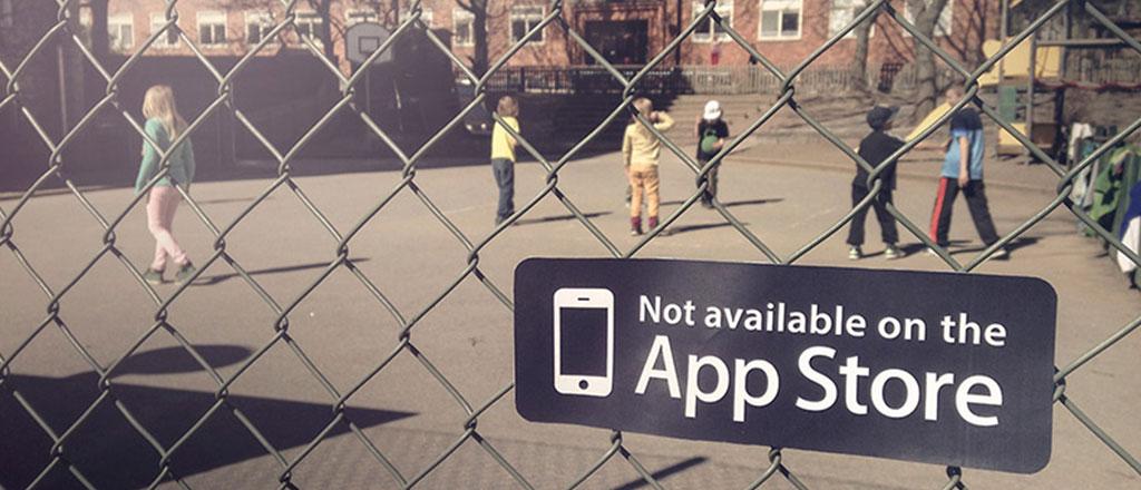 Fuja das redes anti-sociais