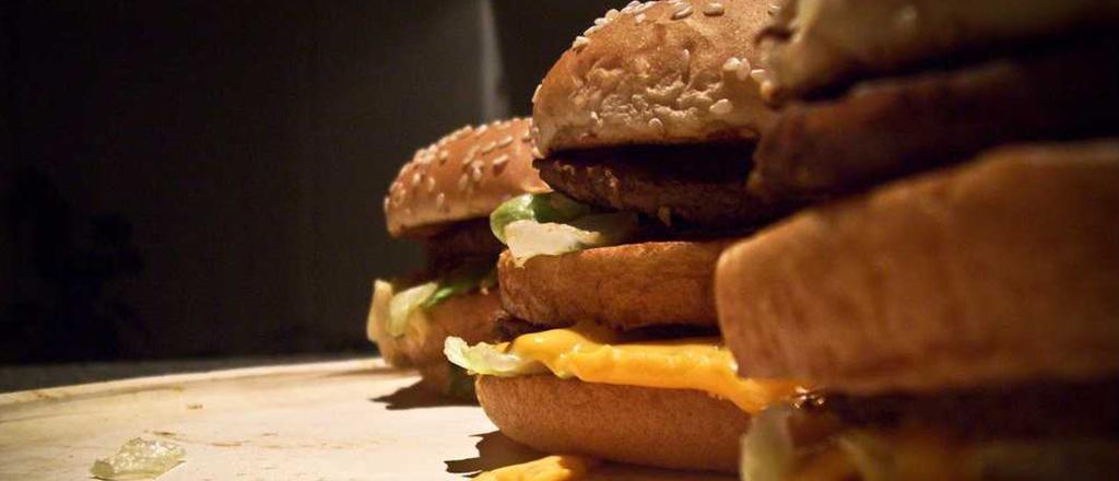 Fast food: seu passado a condena?
