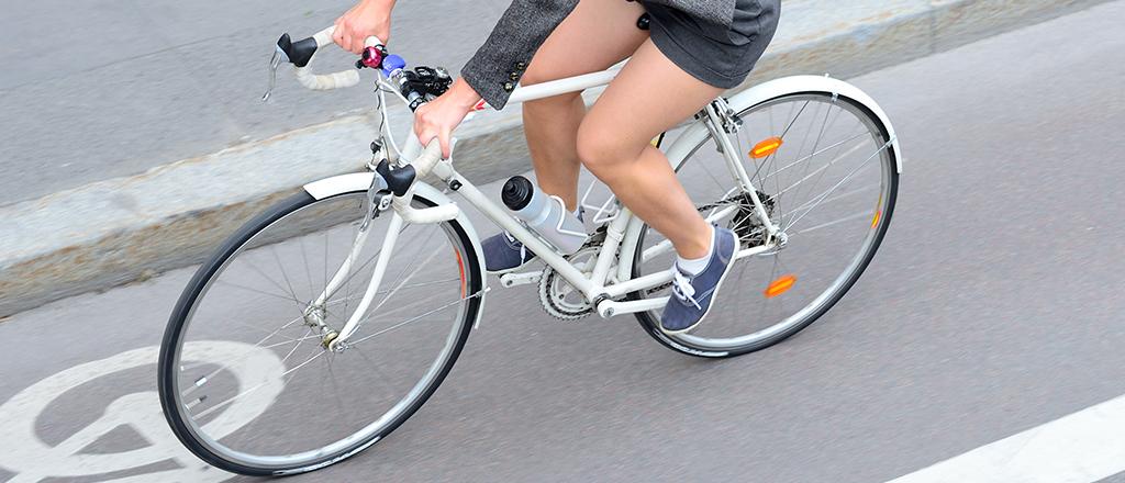 Quem pedala ganha mais