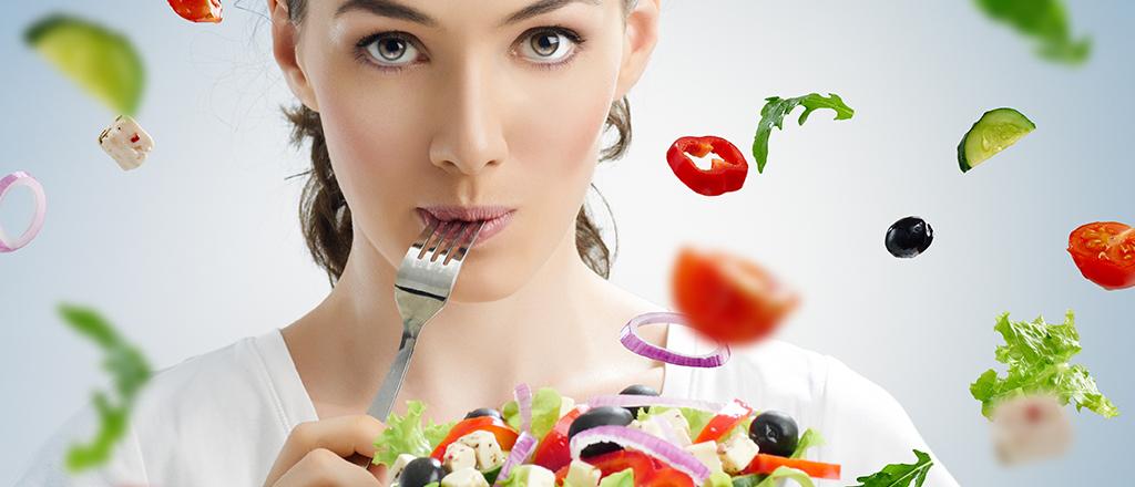 A vingança da salada