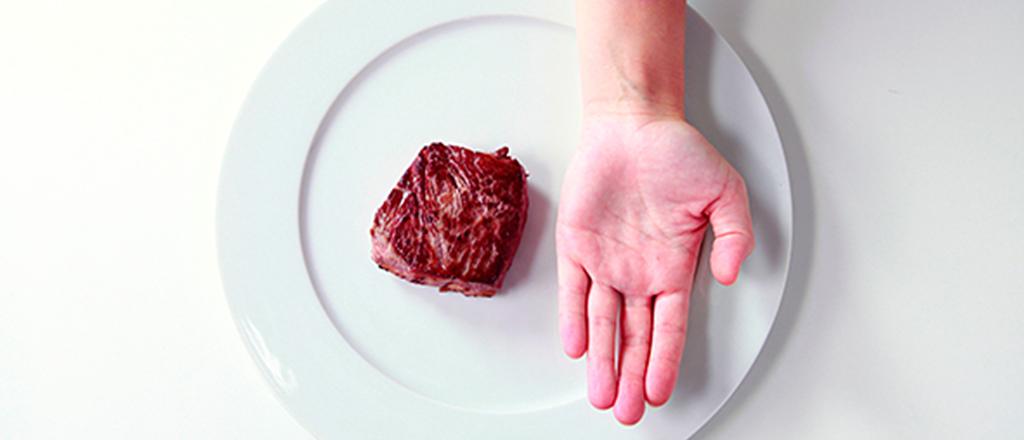Equilibrando a nutrição nas mãos