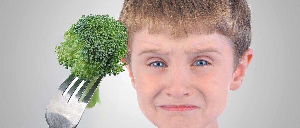 A lógica do brócolis
