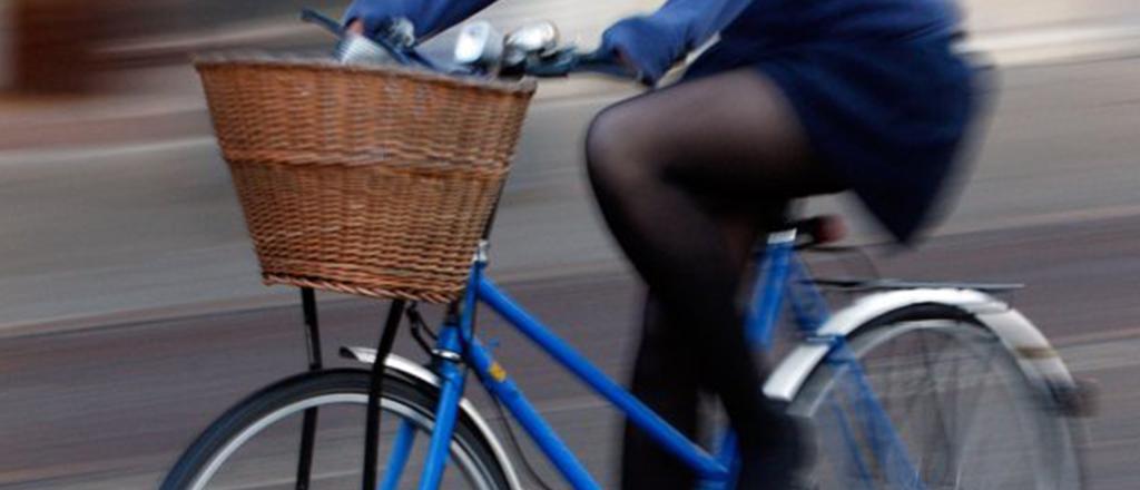 Liberdade feminina sobre rodas