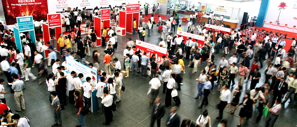 Destino: a maior feira de alimentos funcionais do mundo