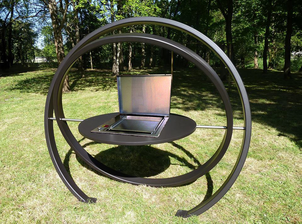 churrasqueira francesa oferece design antes do sabor lucilia diniz. Black Bedroom Furniture Sets. Home Design Ideas