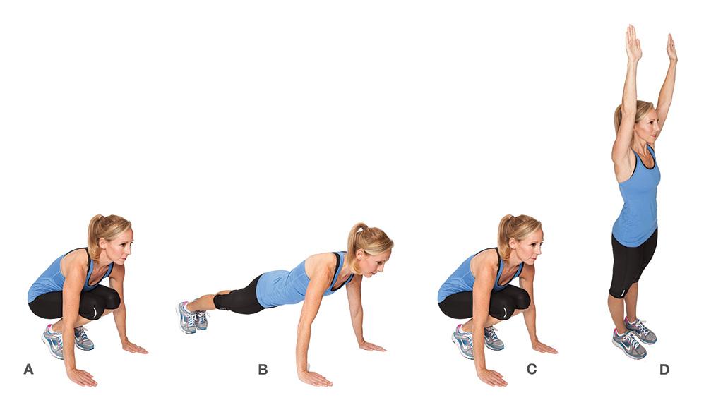 Apenda a fazer o exercício perfeito