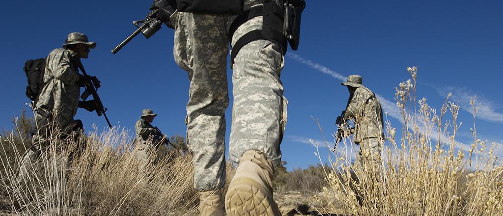 O adversário interno das forças armadas
