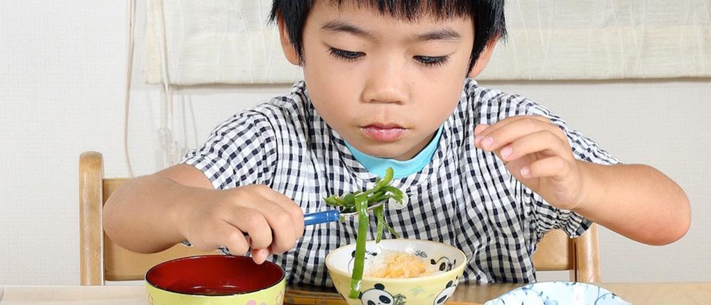 O café da manhã das crianças pelo mundo