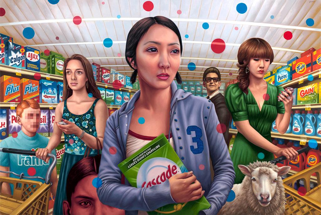 Retrato do consumo