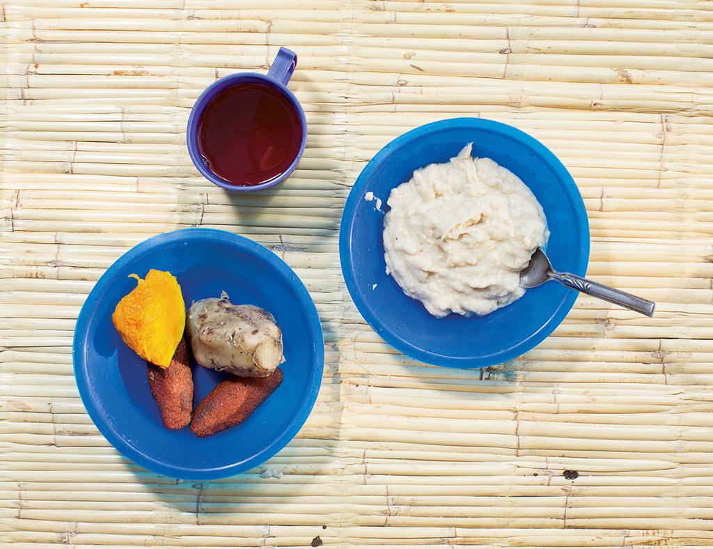 Café da manhã do Malawi