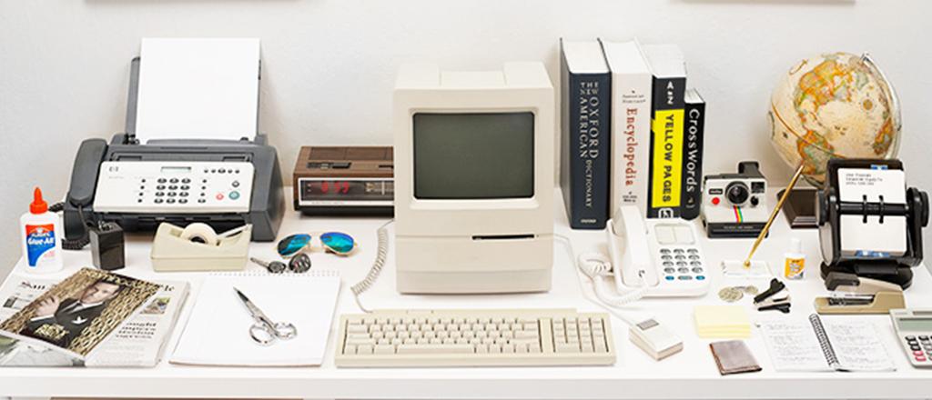 A evolução do local de trabalho