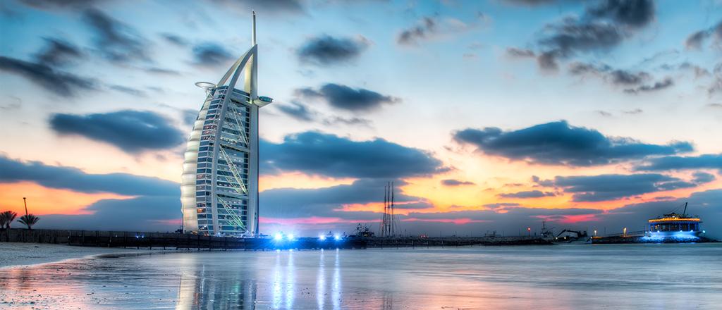 Descubra Dubai comigo