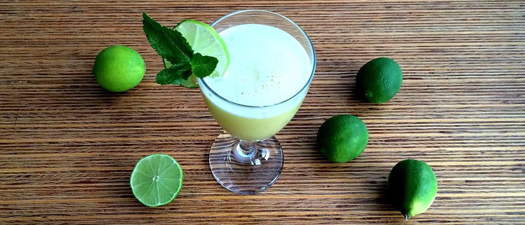 Limonada do bem