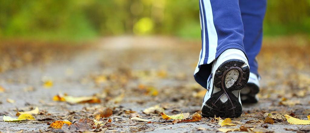 Caminhando por aí