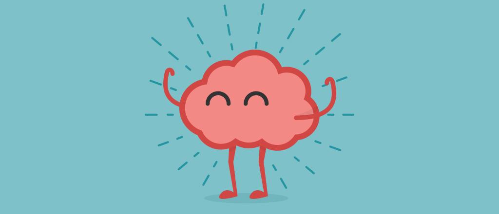 Malhando o cérebro para ser feliz