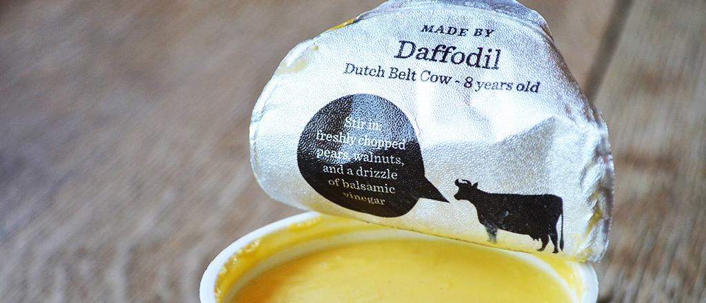 A vez do iogurte salgado