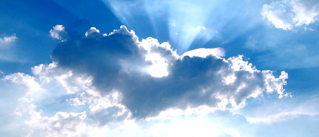 O sol por testemunha