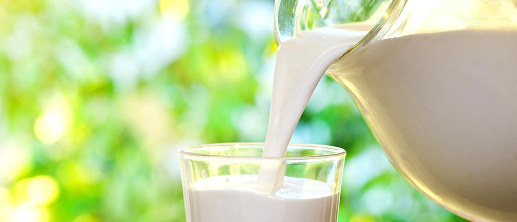 A popularidade turva do leite