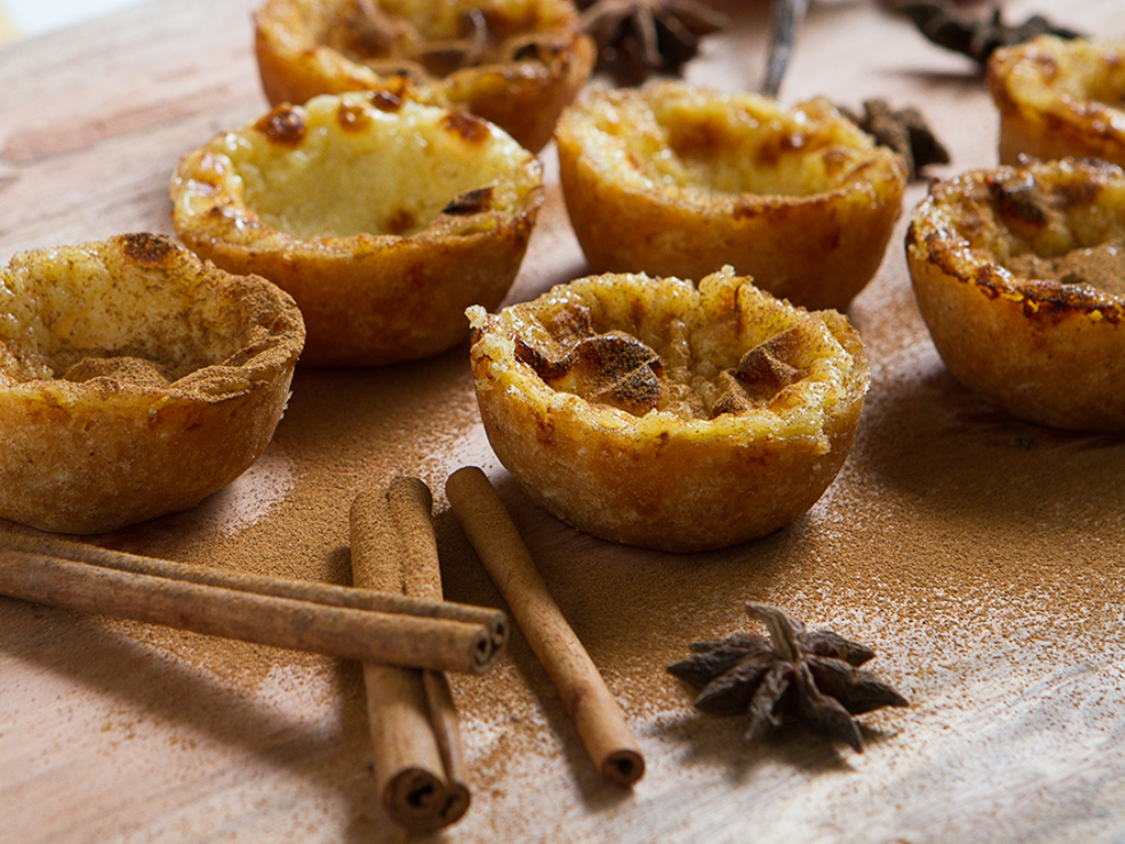 Pasteis de nata light