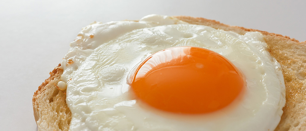 Comer ovos torna as pessoas generosas
