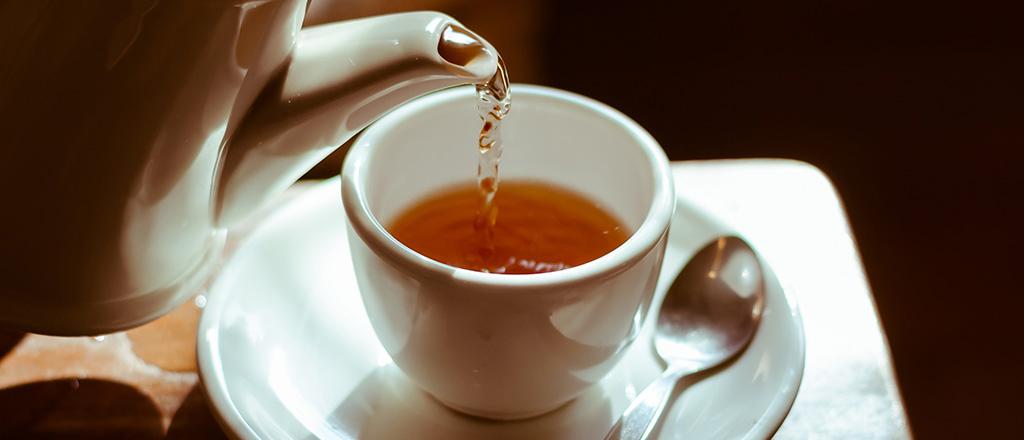 Chá faz bem para os ossos
