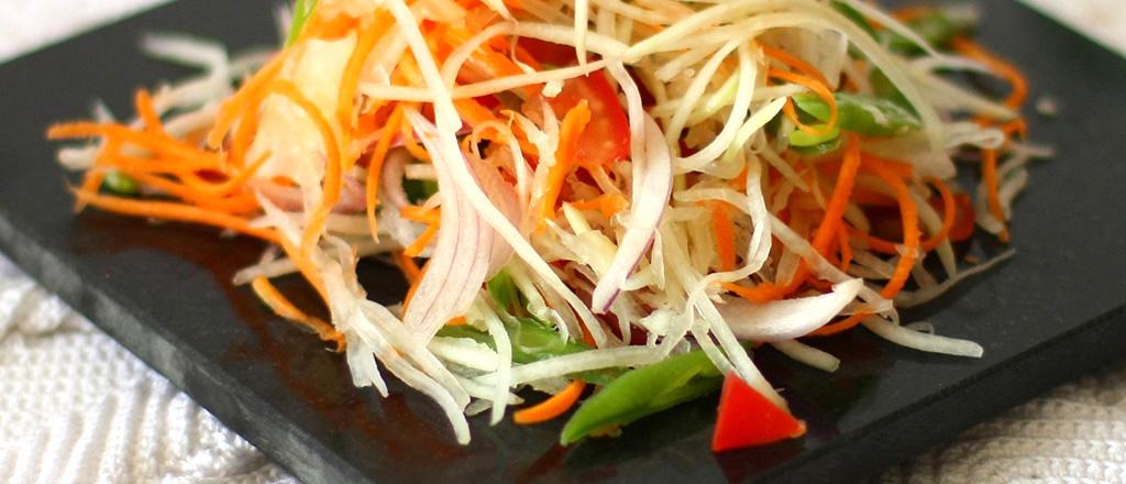 salada-de-mamao-verde